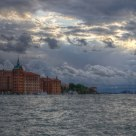 Storm over Venice
