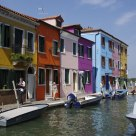 From the colourful Burano