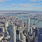 New York from Freedom Tower