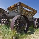 Wagon On Steel
