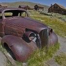Rusty Chevrolet