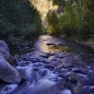 Autumn comes to Aravaipa Canyon, Arizona