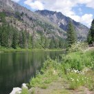 Quiet Lake --Leavenworth, WA