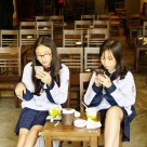 Hanoi Schoolgirls