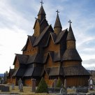 Heddal stave church, Norway's largest
