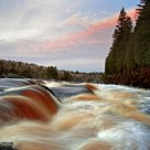 Where the River Drops
