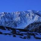 Lone Pine Snow Fall