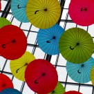 Umbrella's colors
