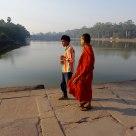 Ankor Wat Monk