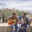 Granada musicians