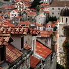 roofs of old Dubrovnik