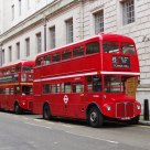 Busses in London