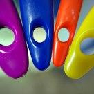 Paint brush handles
