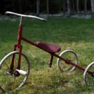 Tricycle anno 1960