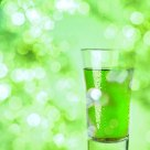 sparkling green