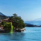 Lake Garda - among the southern Alps