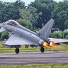 Eurofighter Take-off Roll
