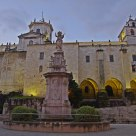 The cathedral of Santander