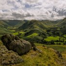 Martindale and Boredale from Hallin Fell