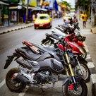 The Street in Thai